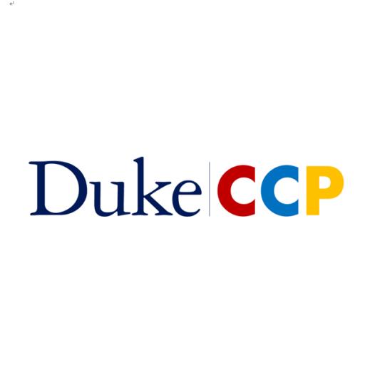 Duke CCP logo